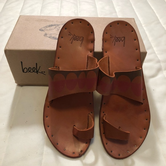 Beek Shoes | Beek Sandals Size 9 | Poshmark